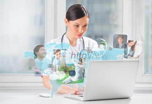 Artificial intelligence provides health information technology users with a way to gather data without having to do it manually.