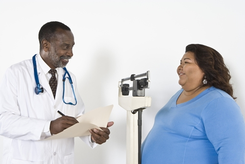 As more and more people become obese, the costs of health care also go up.